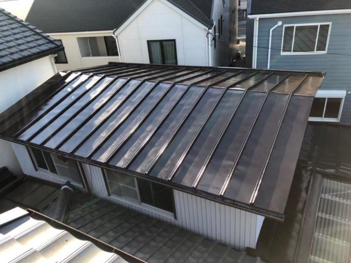 名東区 K様邸 屋根塗装|名東区、日進市の外壁塗装屋根塗装専門店【フルヤマ塗装店】