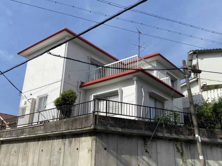 名東区 K様 外壁塗装・屋上ベランダ防水