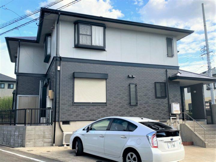 日進市 H様邸 外壁塗装/屋根塗装/コーキング