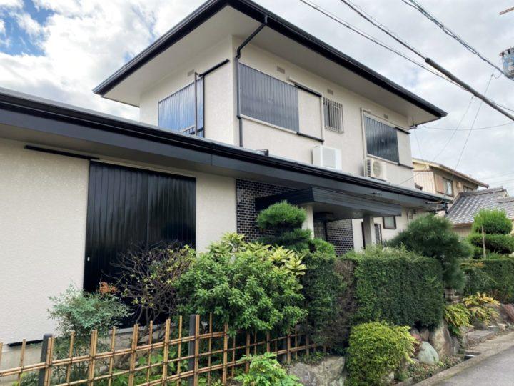 名古屋市名東区 H様邸 外壁塗装/屋根塗装/コーキング