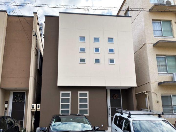 名古屋市千種区 匿名様邸 外壁塗装/屋根塗装/コーキング/防水工事