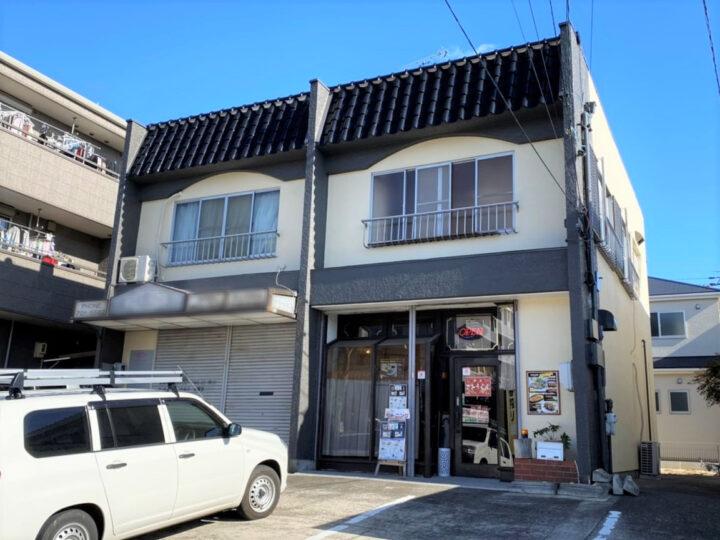名古屋市名東区 S様 商用店舗 外壁塗装/屋根塗装/防水工事